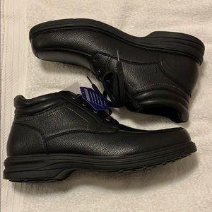 Croft & Barrow® Boris Men's Ankle Boots 11.5 MED